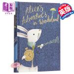 V&A收藏系列:爱丽丝梦游仙境 英文原版 Alices Adventures in Wonderland Lewis