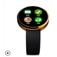 爱立顺智能手表新款防水S360儿童手表圆形屏幕蓝牙心率可插卡通话