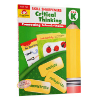 Skill Sharpeners Critical Thinking Grade PreK