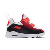 【3折价:149.7元】耐克(Nike)童鞋 减震气垫鞋 男女童防滑耐磨运动鞋881924-101 贵族红