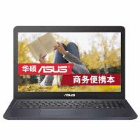 华硕(ASUS)E502SA3160 15.6英寸超薄办公学生笔记本电脑手提四核轻薄便携 蓝黑