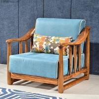 乌金木欧式实木沙发1+2+3沙发实木沙发 组合