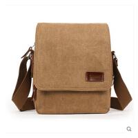 男式户外运动 包休闲包男背包 单肩包小挎包 帆布包男士包包 斜跨包