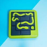 小乖蛋 蟒蛇找身100关闯关益智拼图逻辑思维训练桌游智力游戏玩具