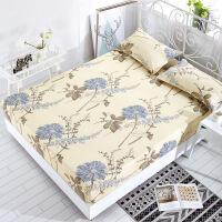 【家装节 夏季狂欢】床笠磨毛席梦思床罩保护套防尘罩床垫罩单件床套双人单人防滑床单