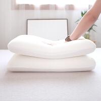 日式乳胶枕芯枕头同步聚氨酯 慢回弹护颈记忆 枕