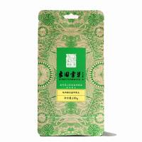 【陕西特产】栗乡缘 特产绿茶高山有机茶叶云雾日照象园雾芽炒青袋装100g