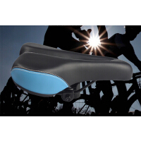 自行车中空车座骑行鞍座单车装备配件 山地车公路车坐垫单