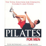 PILATES FOR MEN(ISBN=9781578261871) 英文原版