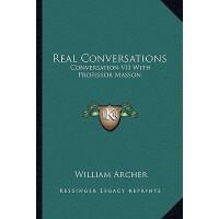 【预订】Real Conversations: Conversation VII with Professor Mas