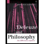 【预订】Deleuze and Philosophy: The Difference Engineer