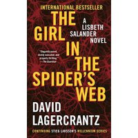 蜘蛛�W中的女孩 The Girl in the Spider's Web: A Lisbeth Salander no