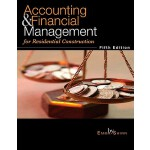 【预订】Accounting & Financial Management for Residential Const