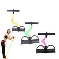 仰卧起坐器材健身家用运动拉力器减肚子瘦腰神器收腹肌训练器