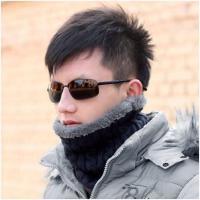 围脖男女冬季加绒加厚保暖韩版时尚潮套头保暖防寒户外骑行