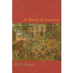 【预订】A Theory of Narrative
