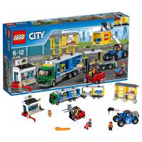[当当自营]LEGO 乐高 City城市系列 货运港口 积木拼插儿童益智玩具60169