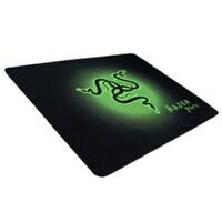 Razer/雷蛇LOGO布面鼠标垫 游戏鼠标垫 丝滑表面 精美无味 超值耐用型