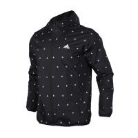 Adidas阿迪达斯 男装 2018新款运动休闲防风夹克外套 CX4961