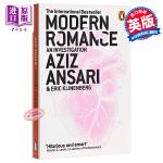 【中商原版】现代浪漫 英文原版 Modern Romance Aziz Ansari Penguin 社会学