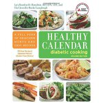 Healthy Calendar Diabetic Cooking: A Full Year of Delicious