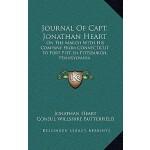 【预订】Journal of Capt. Jonathan Heart: On the March with His