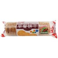 嘉士利 早餐饼干 167g 四种味道任选 营养美味 休闲零食