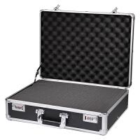 大号产品收纳储物箱保险单反相机镜头密封箱子手提干燥防潮箱 48*35*15 cm