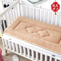 儿童幼儿园加厚床垫午睡婴儿床榻榻米垫被床褥子定做冬夏两用L定制