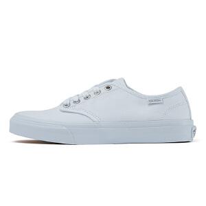 VANS范斯 女鞋 运动休闲鞋低帮舒适帆布鞋小白鞋 VN000ZSO7HN