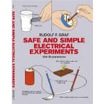 Safe and Simple Electrical Experiments (【按需印刷】)