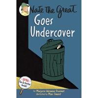 【中商原版】Nate The Great Goes Undercover