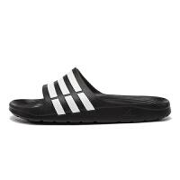 Adidas阿迪达斯 男鞋 2018新款防滑耐磨凉鞋沙滩鞋居家拖鞋 G15890