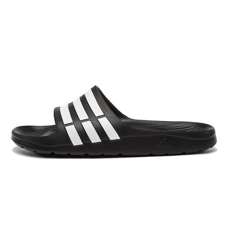 Adidas阿迪达斯 男鞋 2018新款防滑耐磨凉鞋沙滩鞋居家拖鞋 G15890 防滑耐磨凉鞋沙滩鞋居家拖鞋