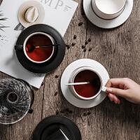 光一欧式小奢华陶瓷咖啡杯子挂耳专用下午茶茶具套装简约优雅高档单个