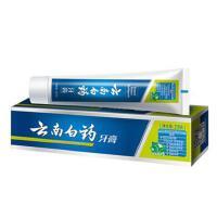 云南白药牙膏薄荷清爽型90g 减轻牙龈问题 祛异味