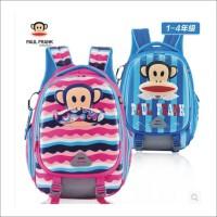 日照鑫 大嘴猴小学生书包1-3-4年级背包儿童男童女童安全反光减负双肩潮