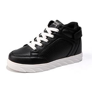 女鞋秋季新品内增高小白鞋女新款平底鞋子韩版休闲板鞋女