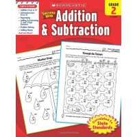 Scholastic Success with Addition & Subtraction, Grade 2 学乐成