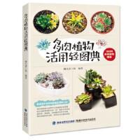 多肉植物活用轻图典慢生活工坊福建科技出版社9787533549244