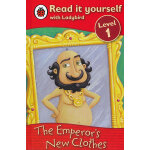 Ladybird:The Emperor's New Clothes (Read It Yourself-Level 1) 小瓢虫分级读物:《皇帝的新衣》(阅读级别:1)ISBN 9781409307112