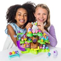 哈驰魔法蛋(HATCHIMALS) 孵化蛋儿童益智玩具女孩过家家玩具圣诞创意 迷你蛋-幼鸟乐园-含1只迷你蛋-共20个
