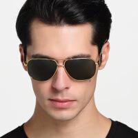 墨镜男士太阳镜男司机镜开车偏光镜男驾驶镜眼睛时尚潮人蛤蟆镜女眼镜