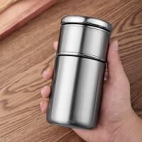 光一茶水分离泡茶杯便携保温办公室男女士高档防摔不锈钢过滤车载水杯
