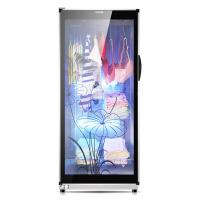 220L紫外线消毒热风烘干毛巾柜商用家用衣物烘干柜除螨机