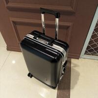 铝框行李箱女万向轮拉杆箱女24寸旅行箱20寸密码箱包登机箱子男
