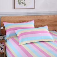 老粗布床单单件棉加厚双人厚款棉麻亚麻18m