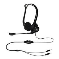 Logitech/罗技心音通860 电脑耳机耳麦 头戴式耳机带麦克风话筒 全新盒装正品