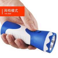居家实用充电式手电筒 便携野外小手电筒迷你强光超亮led 可充电式多功能手电筒