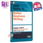 哈佛商业评论:商务写作 英文原版 HBR Guide to Better Business Writing Harva